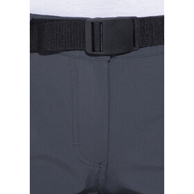 Maier Sports Arolla Pantalones Zip-Off Mujer, graphite